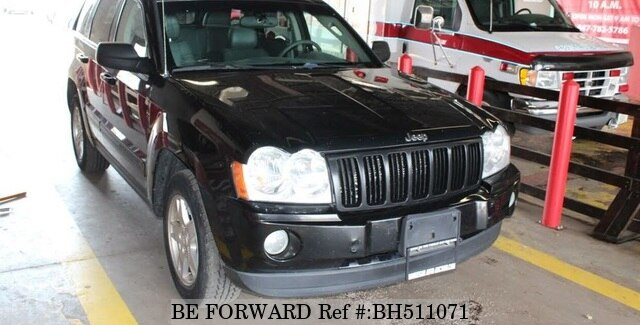 Used 2006 Jeep Grand Cherokee Laredo Pkg For Sale Bh511071 Be Forward