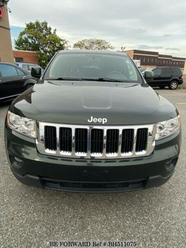 Used 2011 JEEP GRAND CHEROKEE BH511075 for Sale