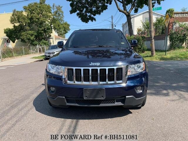 Used 2012 JEEP GRAND CHEROKEE BH511081 for Sale