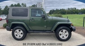 Used 2008 JEEP WRANGLER BH511092 for Sale