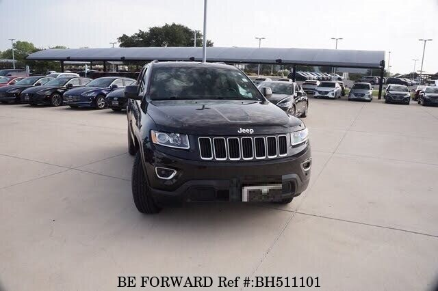 Used 2015 JEEP GRAND CHEROKEE BH511101 for Sale