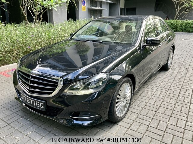 Used 2015 MERCEDES-BENZ E-CLASS BH511136 for Sale
