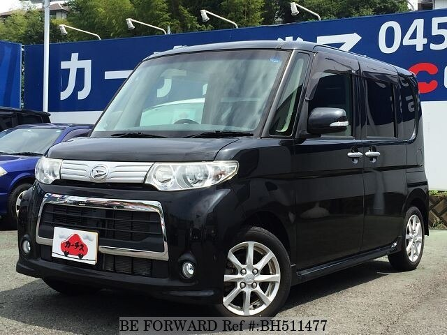 Used 2013 DAIHATSU TANTO BH511477 for Sale