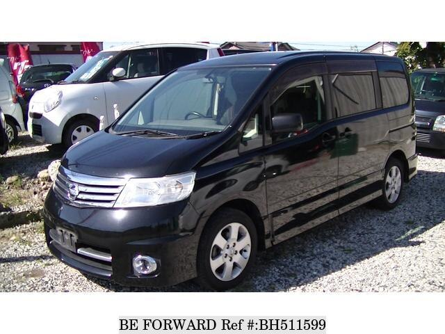 Used 2007 NISSAN SERENA BH511599 for Sale