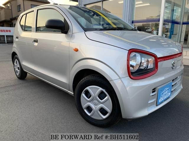 Used 2015 SUZUKI ALTO BH511602 for Sale