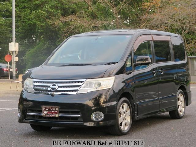 Used 2008 NISSAN SERENA BH511612 for Sale