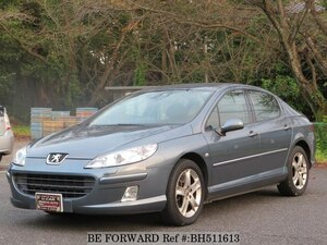 Used 2008 PEUGEOT 407 BH511613 for Sale