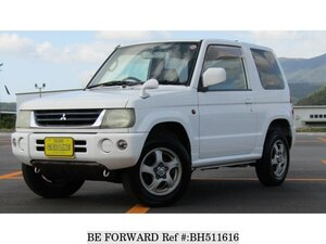 Used 2000 MITSUBISHI PAJERO MINI BH511616 for Sale