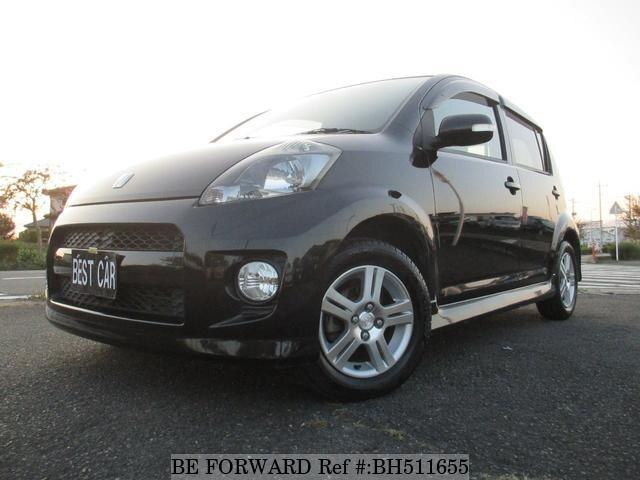Used 2009 TOYOTA PASSO BH511655 for Sale