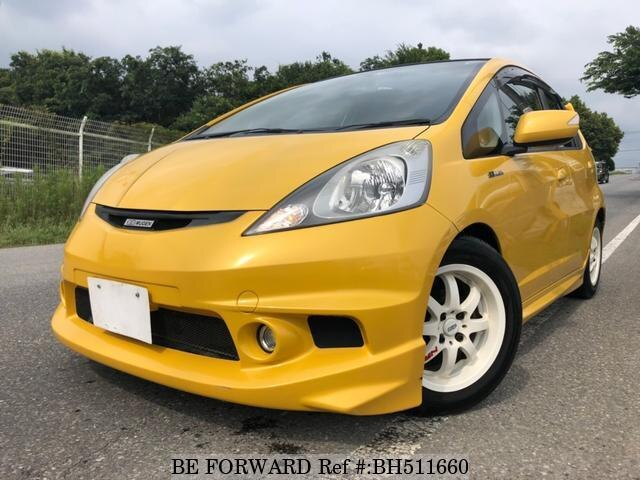 Used 2009 HONDA FIT BH511660 for Sale