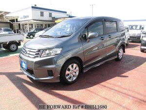 Used 2011 HONDA FREED SPIKE BH511680 for Sale