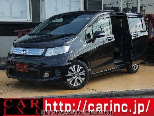 Used 2012 HONDA FREED HYBRID BH511691 for Sale
