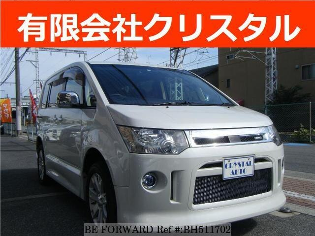 Used 2012 MITSUBISHI DELICA D5 BH511702 for Sale