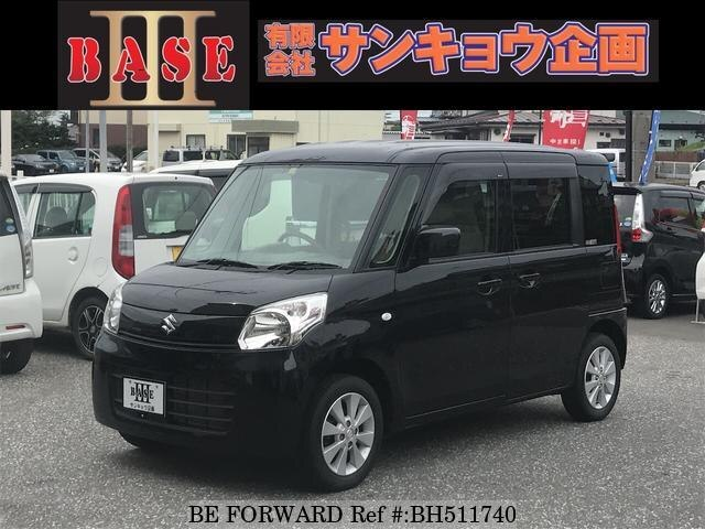 Used 2013 SUZUKI SPACIA BH511740 for Sale