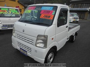 Used 2010 SUZUKI CARRY TRUCK BH511749 for Sale