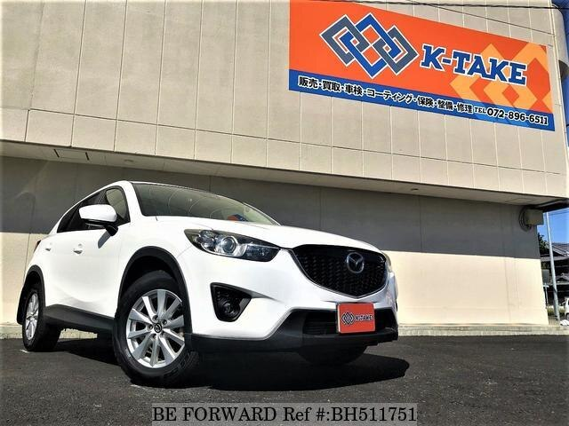 Used 2012 MAZDA CX-5 BH511751 for Sale