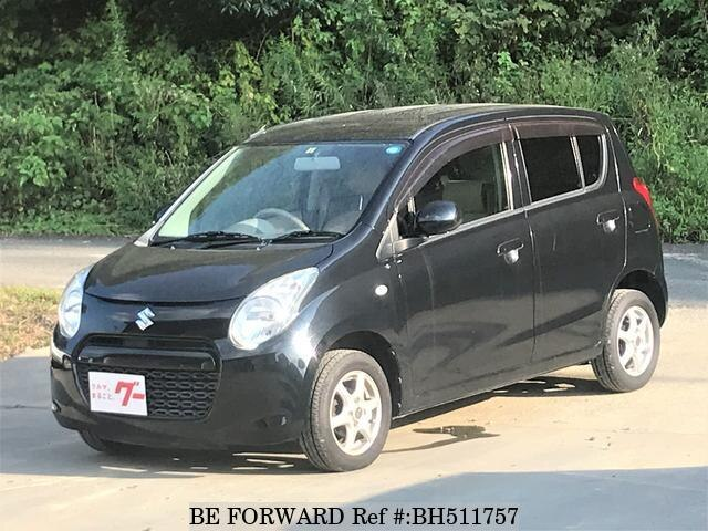 Used 2011 SUZUKI ALTO BH511757 for Sale