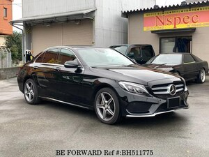 Used 2017 MERCEDES-BENZ C-CLASS BH511775 for Sale