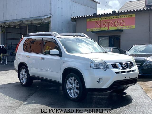 Used 2011 NISSAN X-TRAIL BH511776 for Sale