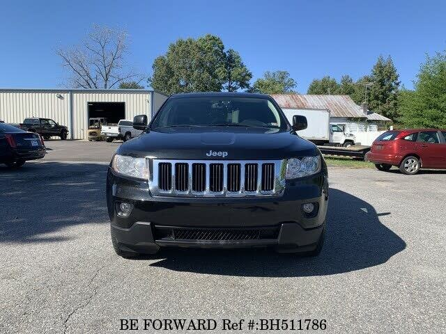Used 2012 JEEP GRAND CHEROKEE BH511786 for Sale
