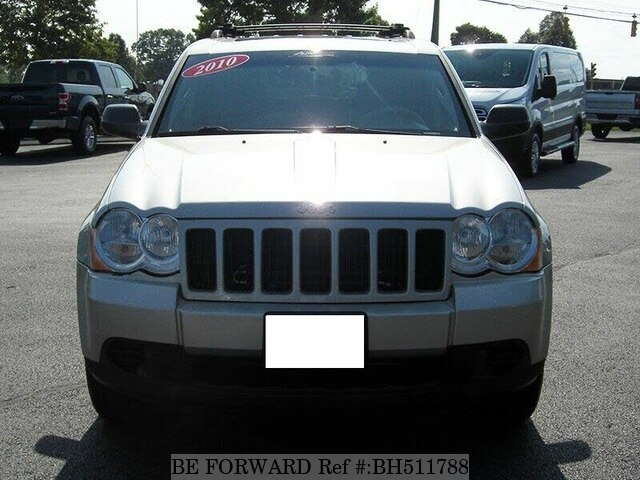 Used 2010 JEEP GRAND CHEROKEE BH511788 for Sale