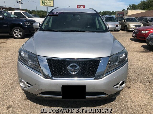 Used 2013 NISSAN PATHFINDER BH511792 for Sale