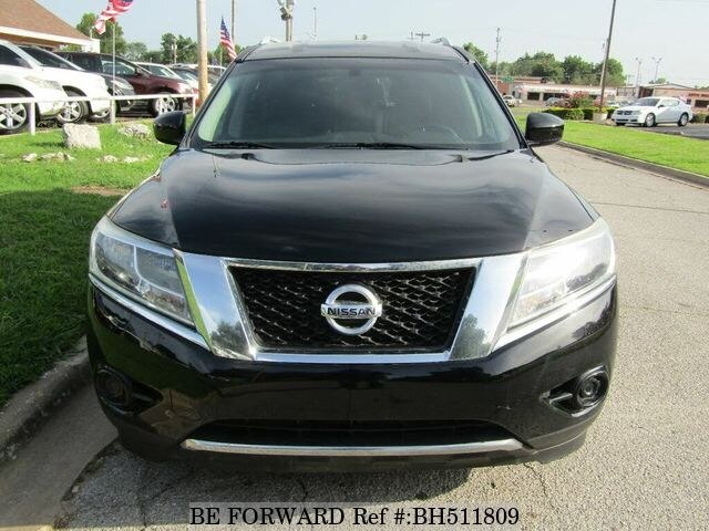 Used 2014 NISSAN PATHFINDER BH511809 for Sale