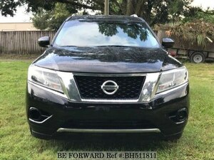 Used 2014 NISSAN PATHFINDER BH511811 for Sale