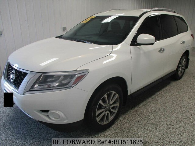 Used 2014 NISSAN PATHFINDER BH511825 for Sale