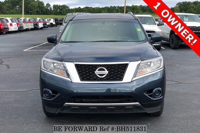 Used 2015 NISSAN PATHFINDER BH511831 for Sale
