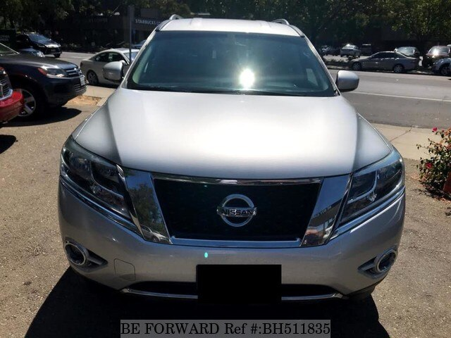 Used 2015 NISSAN PATHFINDER BH511835 for Sale