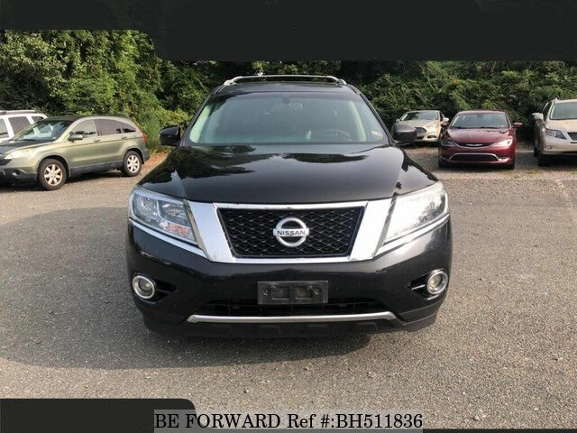 Used 2015 NISSAN PATHFINDER BH511836 for Sale