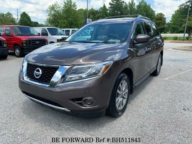 Used 2016 NISSAN PATHFINDER BH511843 for Sale