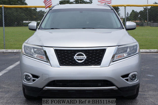 Used 2016 NISSAN PATHFINDER BH511849 for Sale