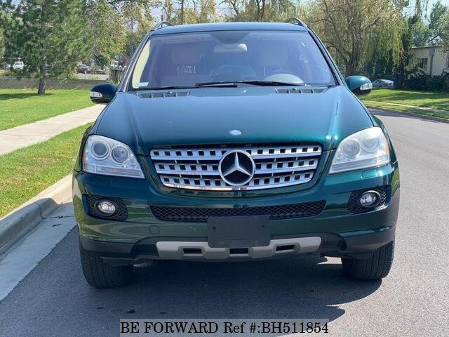 Used 2006 MERCEDES-BENZ M-CLASS BH511854 for Sale