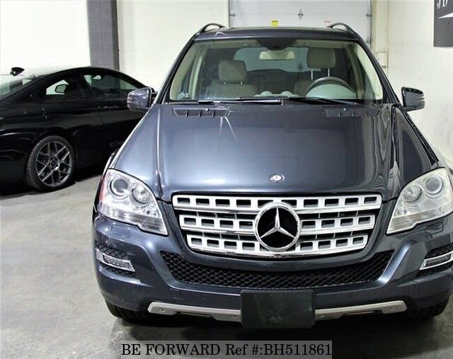 Used 2012 MERCEDES-BENZ M-CLASS BH511861 for Sale