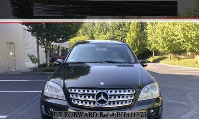 Used 2008 MERCEDES-BENZ M-CLASS BH511873 for Sale