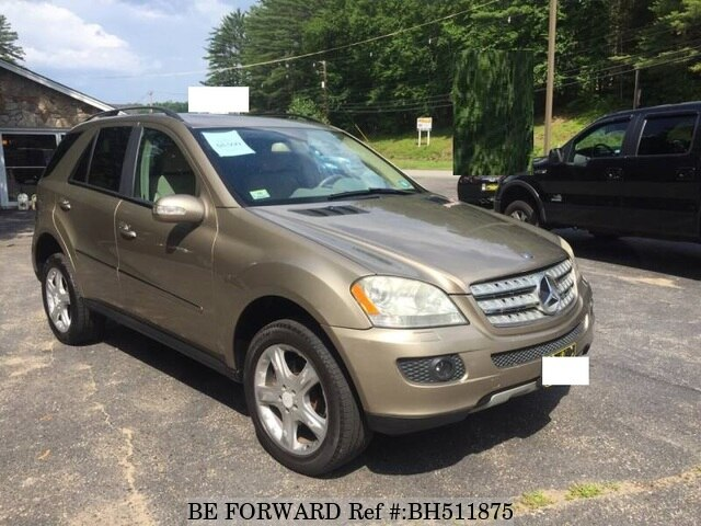 Used 2008 MERCEDES-BENZ M-CLASS BH511875 for Sale