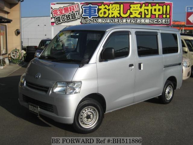 Used 2011 TOYOTA TOWNACE VAN BH511886 for Sale