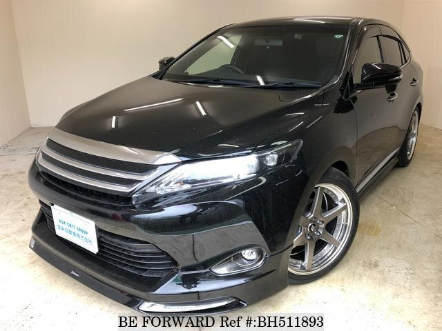 Used 2017 TOYOTA HARRIER BH511893 for Sale