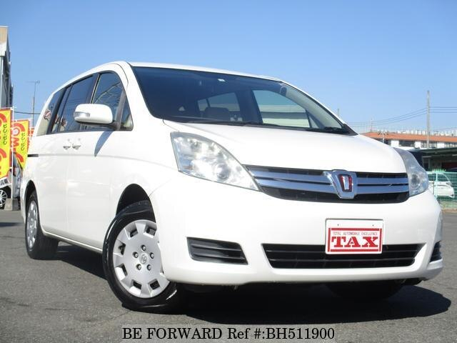 Used 2013 TOYOTA ISIS BH511900 for Sale