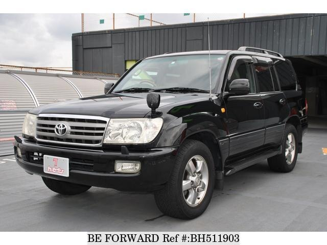 Used 2006 TOYOTA LAND CRUISER BH511903 for Sale