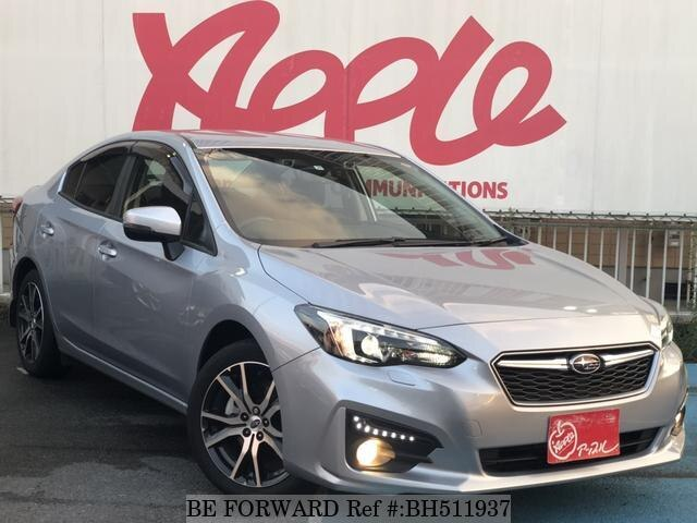 Used 2017 SUBARU IMPREZA G4 BH511937 for Sale