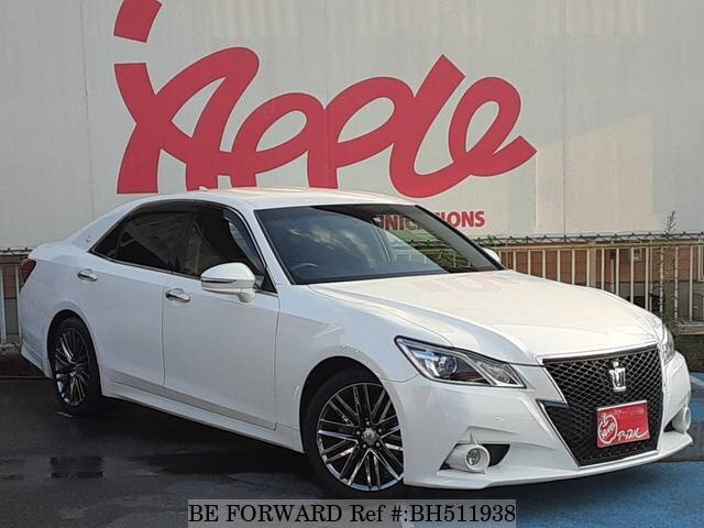 Used 2013 TOYOTA CROWN BH511938 for Sale