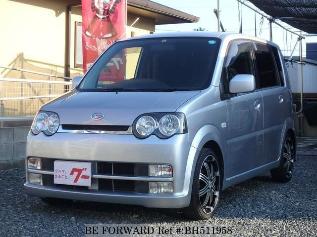 Used 2004 DAIHATSU MOVE BH511958 for Sale