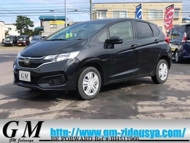 Used 2018 HONDA FIT BH511966 for Sale