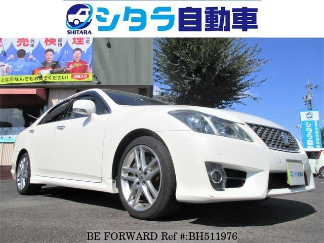 Used 2011 TOYOTA CROWN BH511976 for Sale