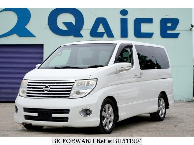 Used 2006 NISSAN ELGRAND BH511994 for Sale