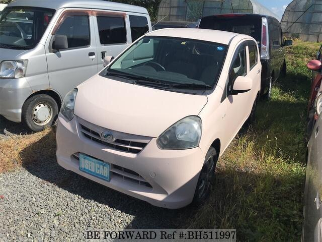 Used 2011 DAIHATSU MIRA ES BH511997 for Sale