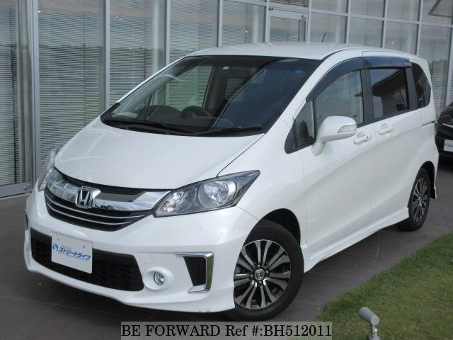 Used 2015 HONDA FREED BH512011 for Sale
